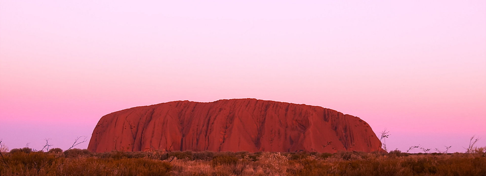 Australia NT Ayers Rock at sunset23